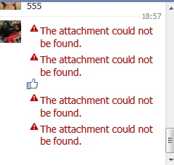 The attachment could not be found.