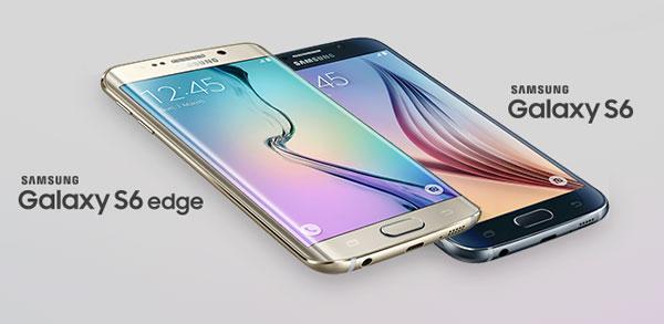 Galaxy S6 และ Galaxy S6 edge