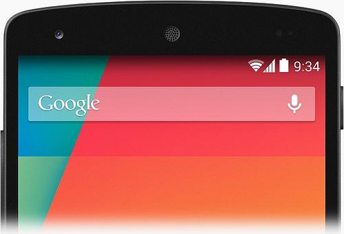 """มาพร้อมกับฟิวเจอร์ Google Now โดยการเรียกใช้งานหน้าแรก ด้วย """"Ok Google"""""""