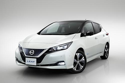 Nissan Leaf รุ่นปี 2018