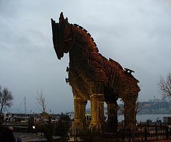 ม้าโทรจัน (Trojan horse)
