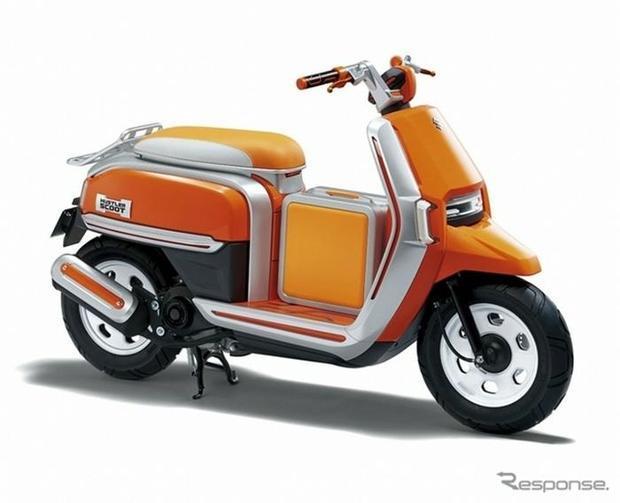 Suzuki Hustler Scoot