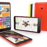 Nokia Lumia 1320 สมาร์ทโฟนจอ 6 นิ้วรุ่นเล็กจาก Nokia