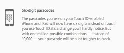 6-passcodes