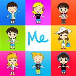 แอพแต่งตัวการ์ตูน ME Windows Phone