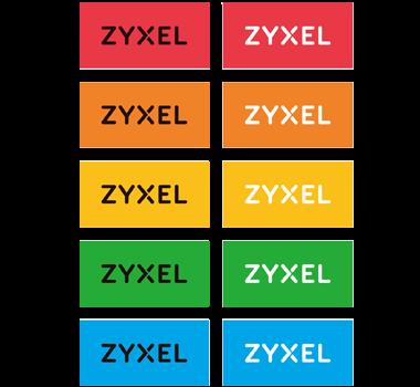 A five-color system.