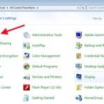 วิธีปิด Action Center ใน Windows 7