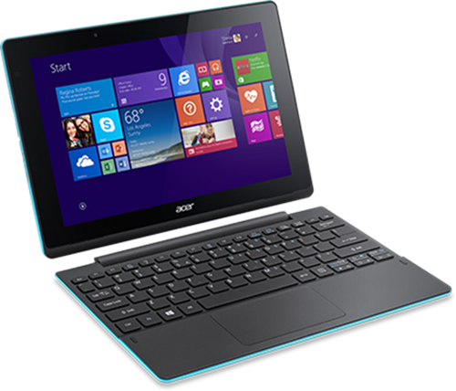 Aspire Switch 10 E และ Aspire Switch 10