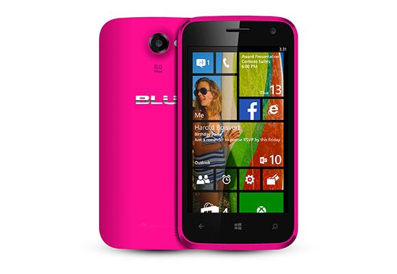 BLU 4 Windows Phone
