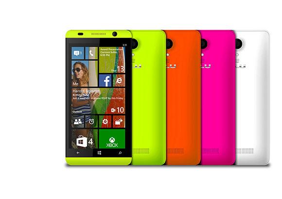 BLU 5 Windows Phone
