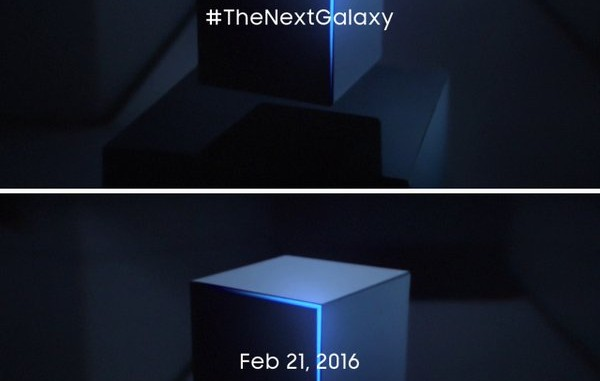 #TheNextGalaxy พร้อมข้อความ Feb 21, 2016