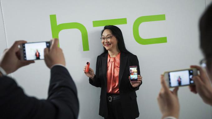 Cher Wang CEO HTC