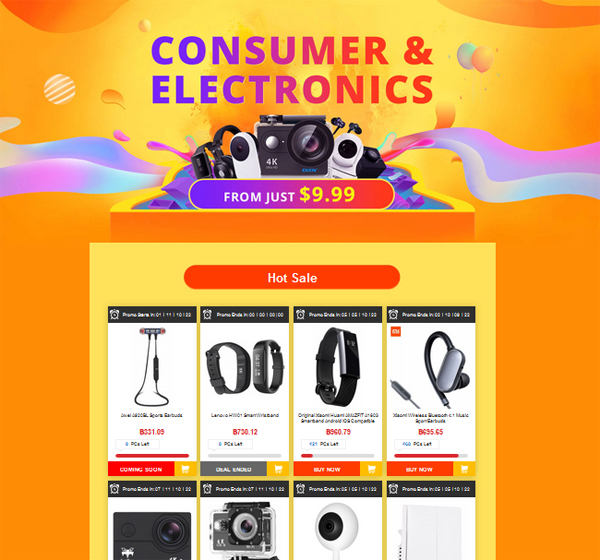 Consumer & Electronics