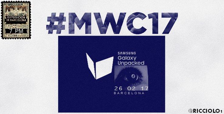 Samsung Galaxy S8 จ่อเปิดตัว หลังมีภาพหลุดทีเซอร์ Galaxy Unpacked ออกมา