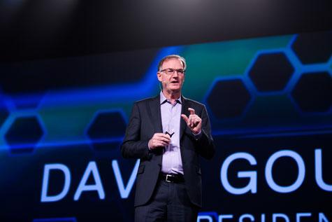 David G large