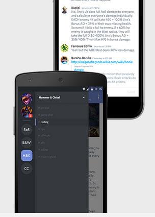 Discord Mobile