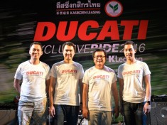 Ducati Exclusive Ride by KLeasing 2016