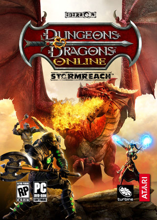Dungeons and Dragon Online  Eberron Unlimited