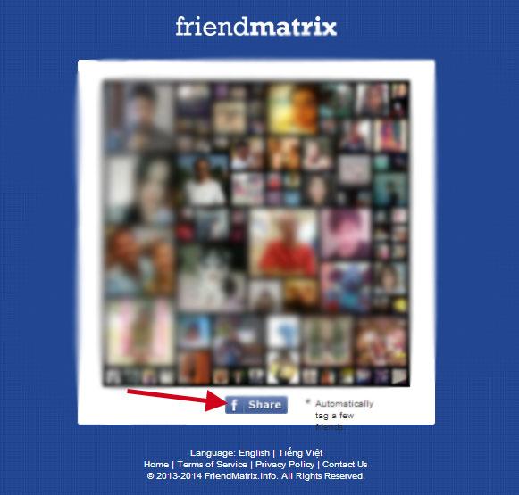 Friend-Matrix