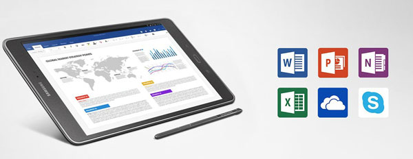 Galaxy Tab A with S Pen 2016