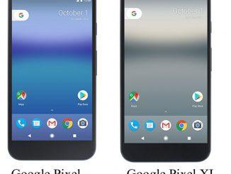 google pixel และ pixel xl