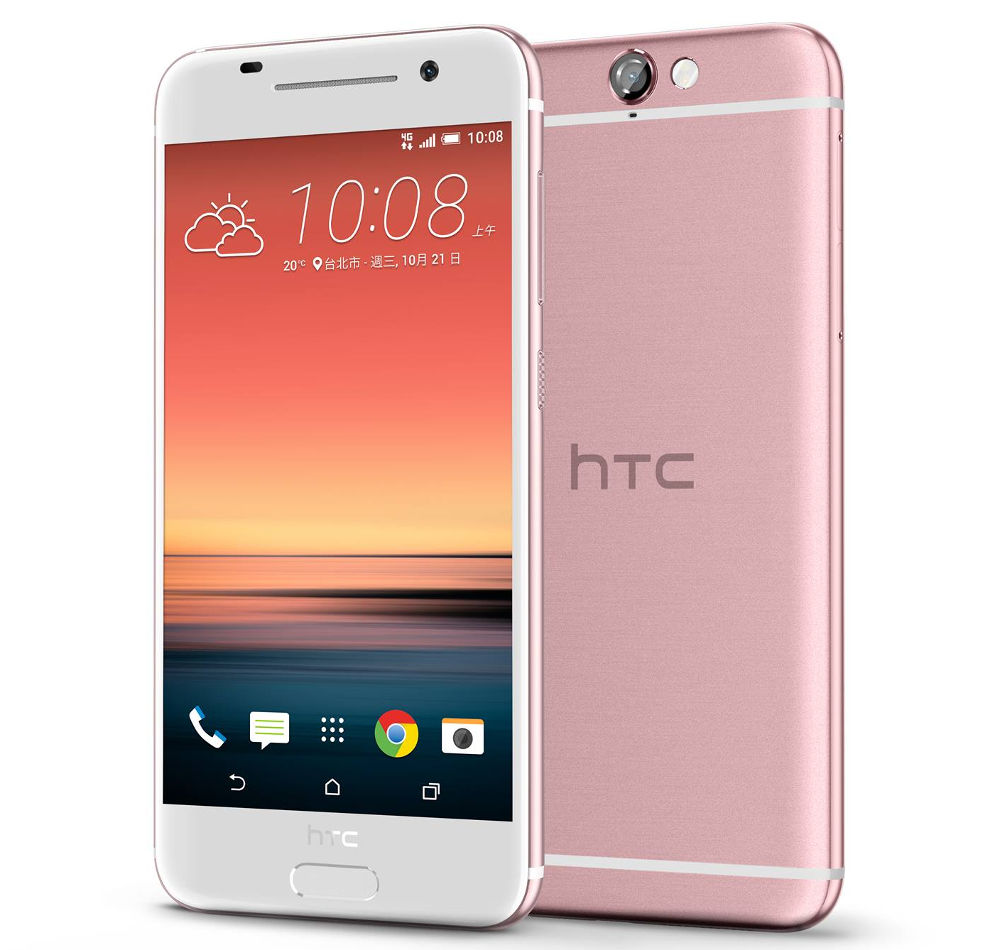 HTC One A9 สีชมพู