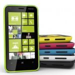 Nokia Lumia 620 (โนเกีย ลูเมีย 620) ราคากลางๆ หน้าจอขนาด 3.8 นิ้ว