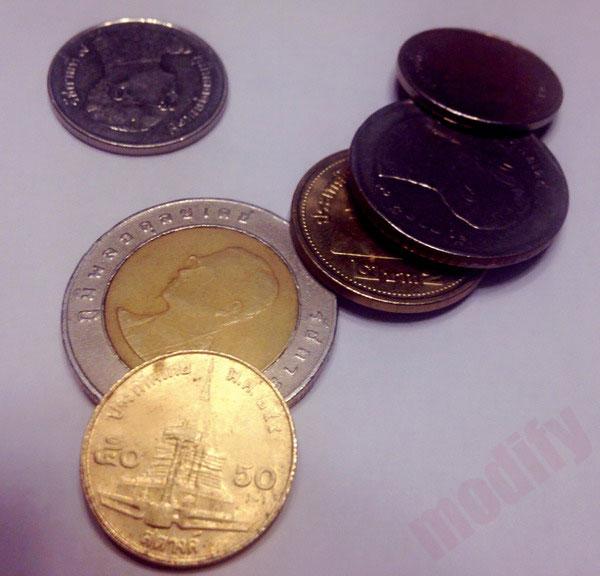 เหรียญเงินไทย