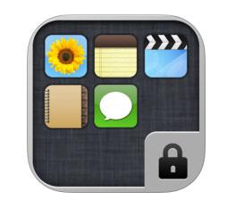 iphone ล็อครูป