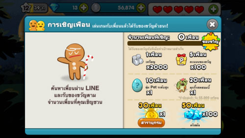 LINE Cookie Run