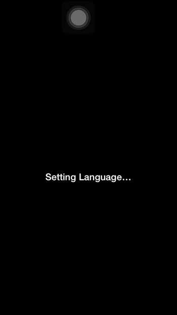 Setting Language iOS