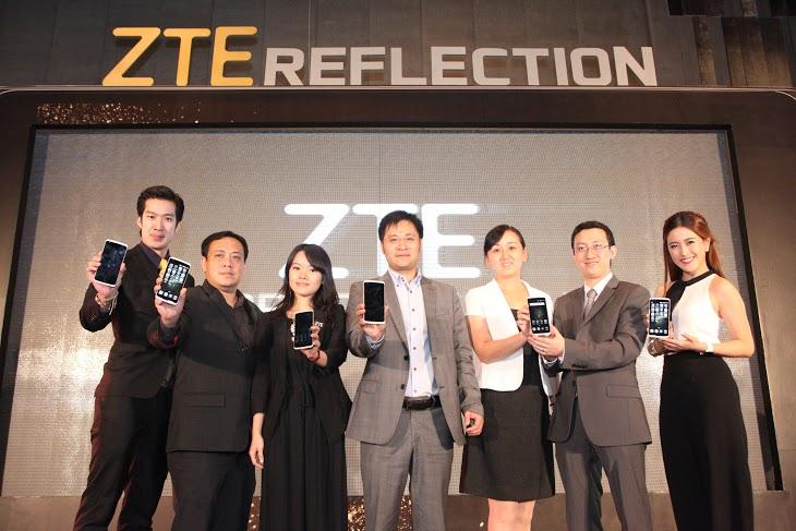 ZTE เปิดตัว Axon และ Axon Mini