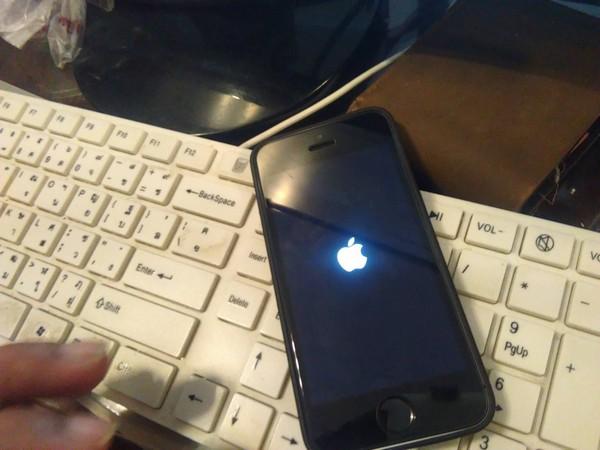 iPhone เปิดไม่ติด