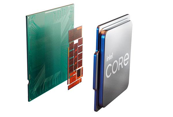 CPU Intel 11th Gen Core desktop