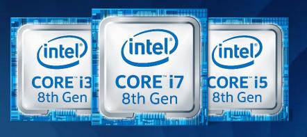 Intel Gen 8