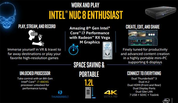 Intel Noc 8 Enthusiast