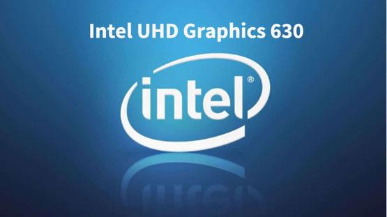 Intel UHD Graphic 630