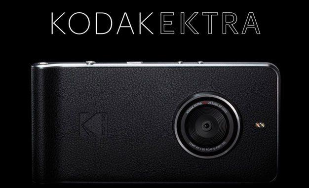 Kodak Ektra