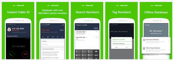 LINE whoscall- Caller ID&Block
