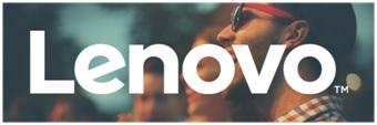 Lenovo logo แบบใหม่