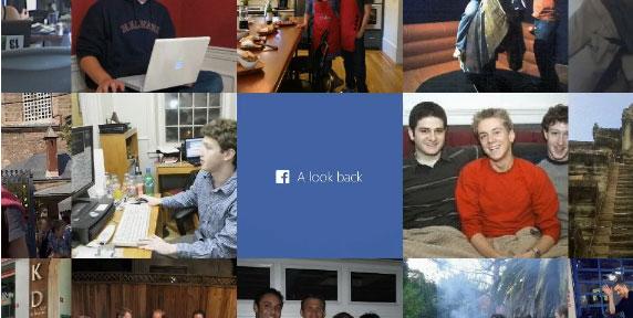 Mark Zuckerberg A Look Back