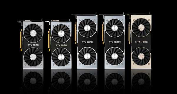 NVIDIA GeForce RTX