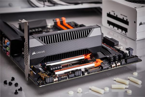 NVMe PCIe AIC