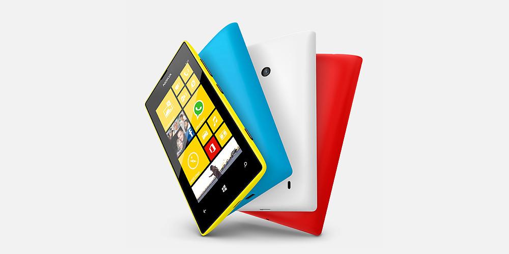 Nokia Lumia 520 (โนเกีย ลูเมีย 520)