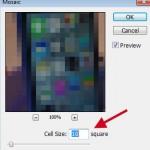 การเซ็นเซอร์รูปภาพ หรือ เบลอภาพ ด้วยโปรแกรม Photoshop