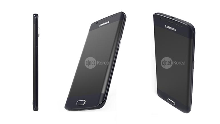 ภาพหลุด Samsung Galaxy S6 EDGE