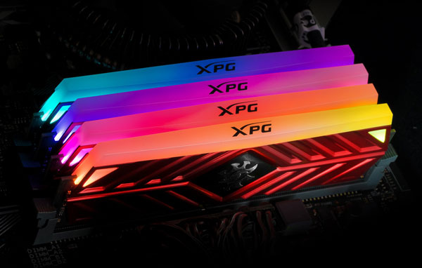 SPECTRIX D41 DDR4 RGB Memory Module