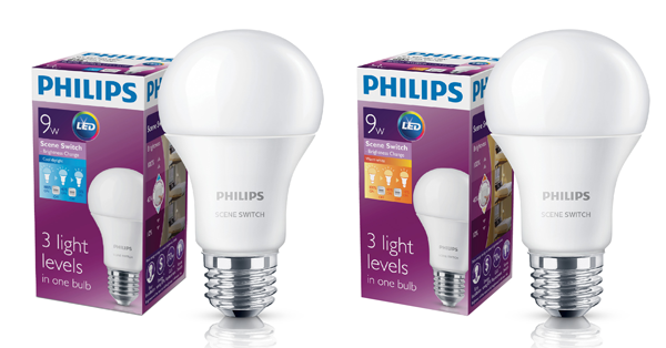 Philips LED SceneSwitch - Brightness Change