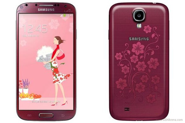 Samsung Galaxy S4 La Fleur edition