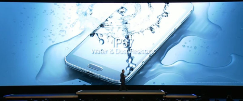 Samsung-Galaxy-S5 กันน้ำ
